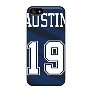 Snap-on Case Designed For Iphone 5/5s- Dallas Cowboys