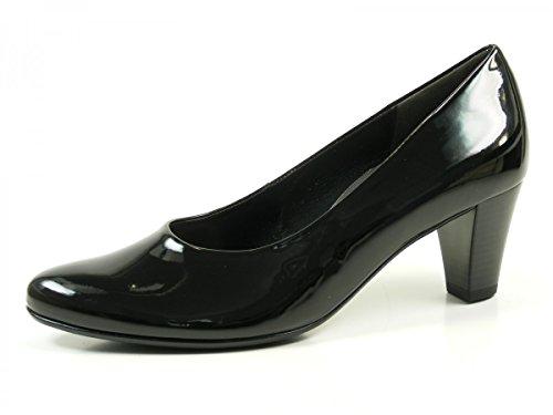 Gabor 56-170 Zapatos de tacón de material sintético mujer Schwarz