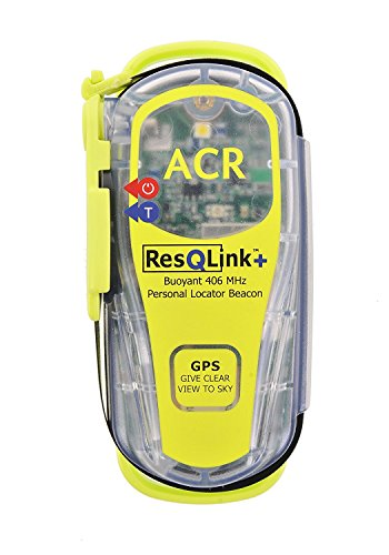 ACR ResQlink+ PLB - Programmed for Rest of World by ACR