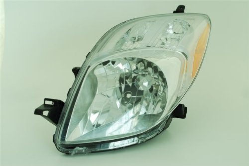 Toyota Yaris Hatchback Replacement Headlight Unit - 1-Pair