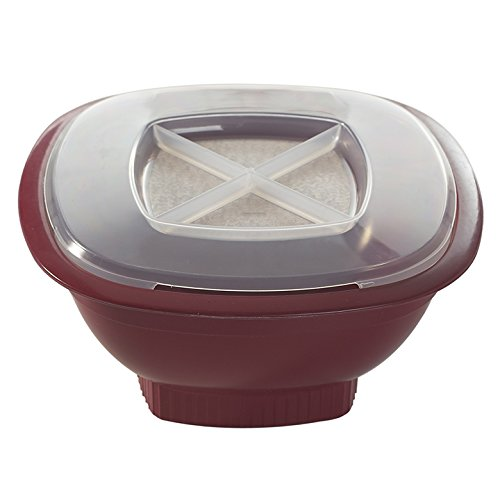 Nordic Ware Microwave Popcorn Popper  Red