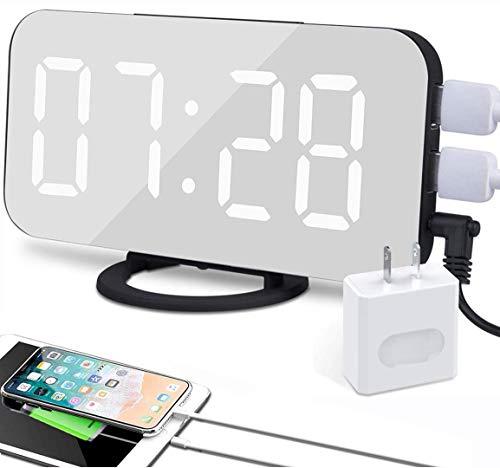 EVILTO Modern Alarm Clock