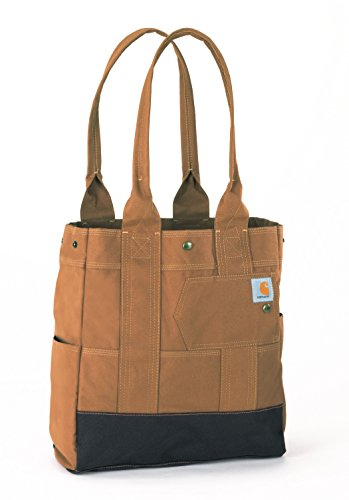 Carhartt Women's North South Tote, Carhartt Brown, One Size