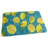 Changing Pad Vintage Fruit Lemon Yellow Baby Diaper Urine Pad Mat Hot Kids Mattress Sheet Protector Sheet For Any Places For Home Travel Bed Play Stroller Crib Car