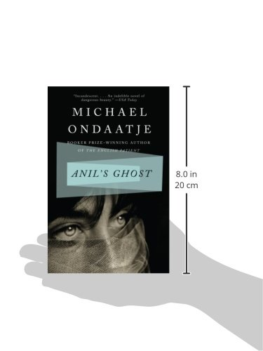 anils essay ghost She materializes during any moment of stillness using my vulnerability like a gateway from the afterlife, my dead sister's ghost appears whenever l forget to keep her at bay.