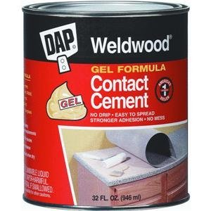 Dap 25316 Weldwood Gel Formula Contact Cement by DAP