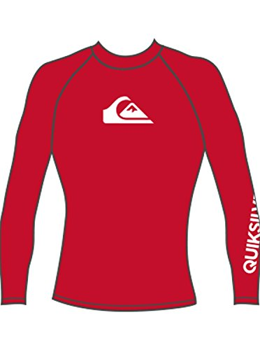 Quiksilver Boys All Time Long Sleeve Surfshirt