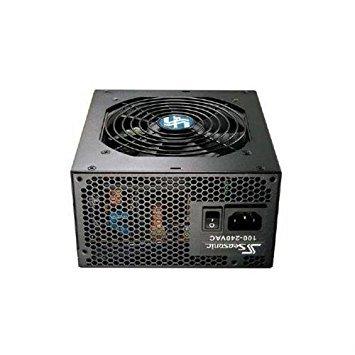 SeaSonic M12II 520 Bronze 520W ATX12V v2.3 / EPS 12V v2.91 SLI Ready 80 PLUS BRONZE Certified Modular Active PFC Power Supply ()