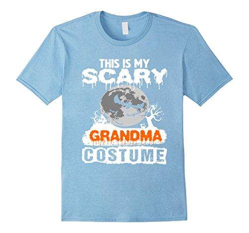 Mens This is my Scary Grandma Costume T-Shirt Medium Baby (Baby Grandmother Costume)