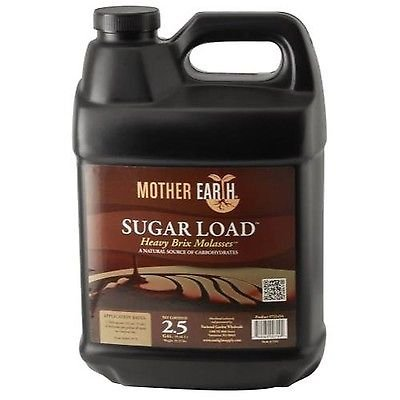 Mother Earth Sugar Load Heavy Brix Molasses 2.5 Gallon