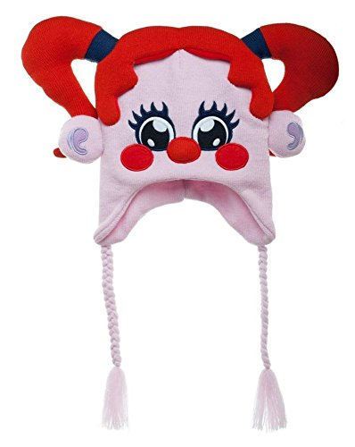Five Nights at Freddy's Sister Location Circus Baby Laplander Hat Costume (Circus Costumes For Babies)