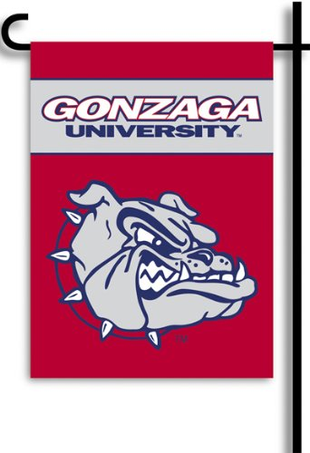 NCAA Gonzaga Bulldogs 2-Sided Garden Flag