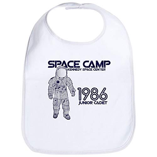 CafePress Spacecamp4 Baby Bib Cute Cloth Baby Bib, Toddler Bib