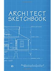Architect Sketchbook: Graph Paper Sketch Journal for Architectural Planning, Design, Construction and Engineering