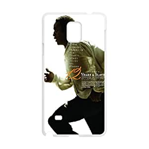 Samsung Galaxy Note 4 Cell Phone Case White_12 Years A Slave FY1401151