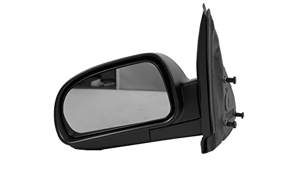 Sherman Replacement Part Compatible with Chevrolet GMC Driver Side Mirror Outside Rear View Partslink Number GM1320249