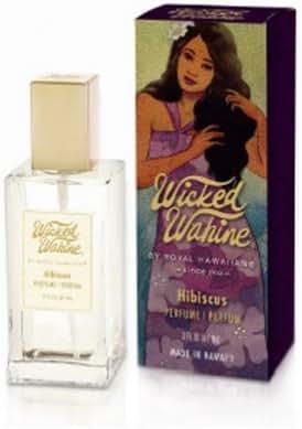 Wicked Wahine Hibiscus Perfume 3oz.