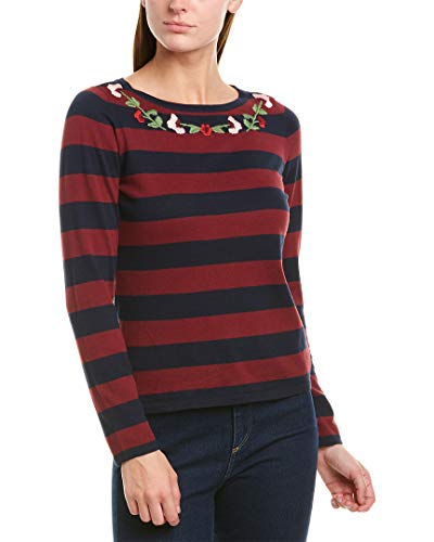 Brooks Brothers Womens Sweater, S, Red