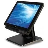 Elo E128994 Touchcomputer X3-15 All-In-One Desktop 15, 4 GB RAM, 320 GB HDD, Intel HD Graphics 4600, Black