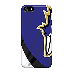 High Quality Mobile Case For Iphone 5/5s With Provide Private Custom Fashion Baltimore Ravens Series JonathanMaedel