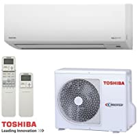 Toshiba Split climatisation Inverter Climatiseur Set 3,5kW/chauffage 4,2kW (A + +/A)
