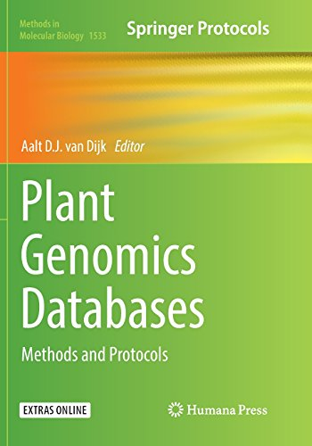 Plant Genomics Databases: Methods and Protocols