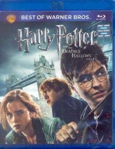 Harry Potter and the Deathly Hallows - Part 1 - Year 7 (2010) Blu-Ray