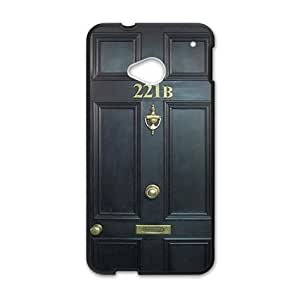 221B Door Cell Phone Case for HTC One M7