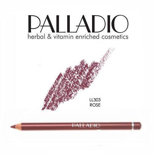 2 Pack Palladio Lip Liner Pencil 303 Rose
