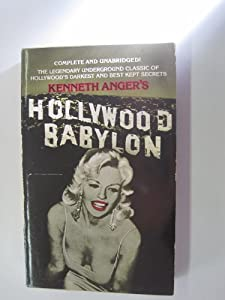 Hollywood Babylon Revisited Book By Darwin Porter