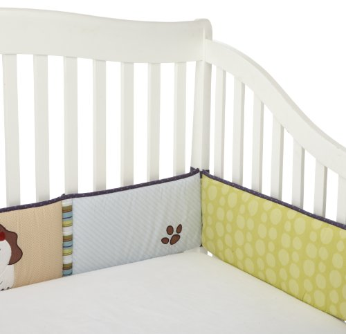 CoCo-Company-Chomp-N-Stomp-Crib-Bumper-Discontinued-by-Manufacturer