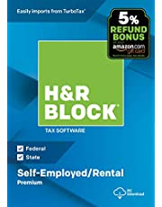 Save on H&R Block with Amazon Refund Bonus Offer