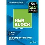 H&R Block Tax Software Premium 2018 with 5% Refund Bonus Offer [Amazon Exclusive] [PC Download]