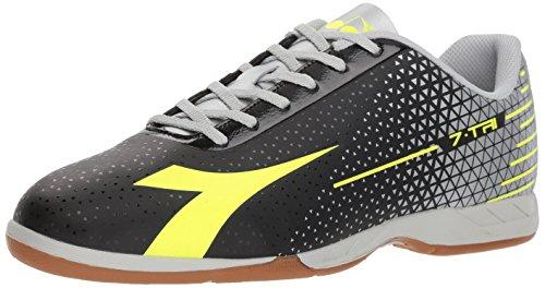 Soccer Black 7 Men's Yellow Silver Flo Diadora ID Tri dAzXEdxw