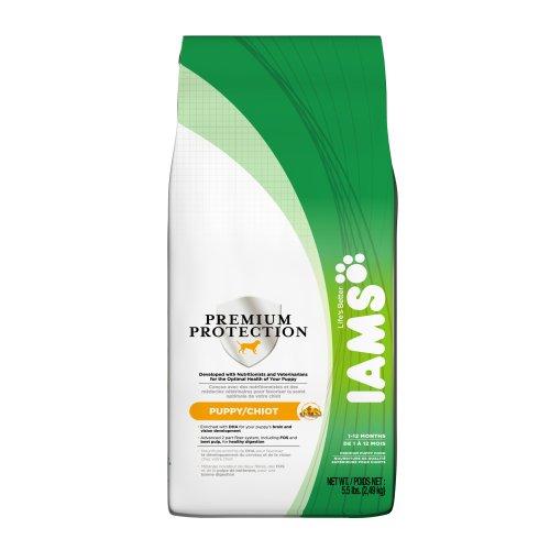 Iams Premium Protection Puppy, 5.5-Pound Bags, My Pet Supplies
