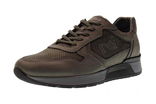 Precio Más Barato El Precio Barato Nero Giardini Scarpe Uomo Sneakers Basse P800235U/120 Cemento Sitios Web Baratas Grandes Ofertas En Línea Barato Más Barato mxWbuNb
