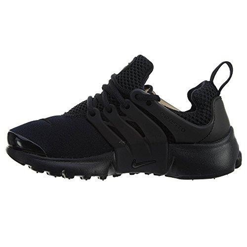 Nike Presto Gs Young Boys Scarpa Da Corsa Nero / Nero-nero