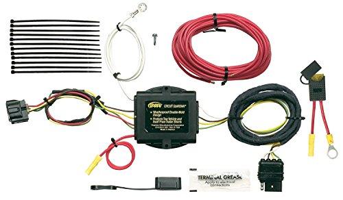 Hopkins 43995 Plug-In Simple Vehicle to Trailer Wiring Kit