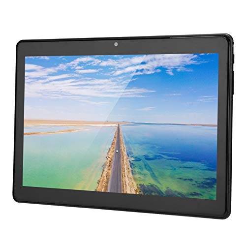 10″ IPS 8-Core Tablet, 1280×800 Dual Band 2.4Ghz/5Ghz Dual SIM Card 32GB ROM 1GB RAM Phone 3G LCD Touch Screen Tablet for Skype/Facebook/ITV Player(UK)