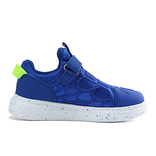 Niños Deporte Libre Affinest Sneakers Al Zapatos Casual Aire Corrientes Azul Unisex De Zapatillas Respirable vqvZwIEB