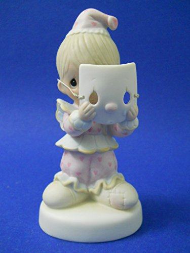 Precious Moments Happy Collectors Figurines