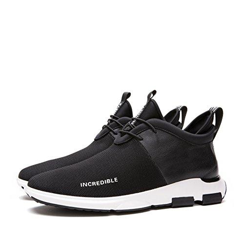 Männer Tragen Sportschuhe,Runde Flache Schuhe A