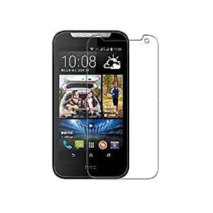 Dengpin? High Definition (HD) Clear Invisible PET Screen Protector Guard Film for HTC Desire 310 D310W