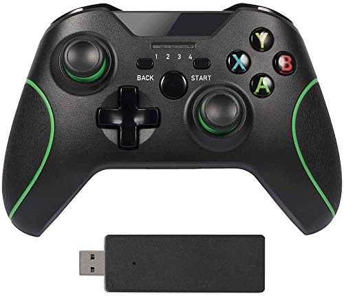Wireless Controller For Xbox One, Cosaux FM08 Xbox Wireless Controller Gamepad For PC PS3 Android smartphone