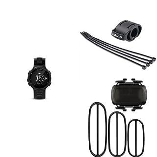 Garmin Forerunner 735XT, Black/Gray | Forerunner Bicycle Mount Kit | Bike Cadence Sensor (B0771725TM) | Amazon price tracker / tracking, Amazon price history charts, Amazon price watches, Amazon price drop alerts