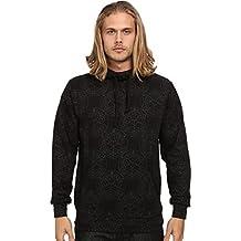 Crooks & Castles Mens The Cathedral Hoodie Sweatshirt Black S