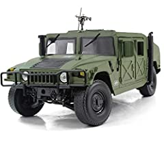 *This 1:18 scale military Armored vehicle is ideal for the collector or the adventure seeking youngster. Working parts and authentic detailing set the standard for form and function. Whether deployed on the display shelf or on the job, this i...