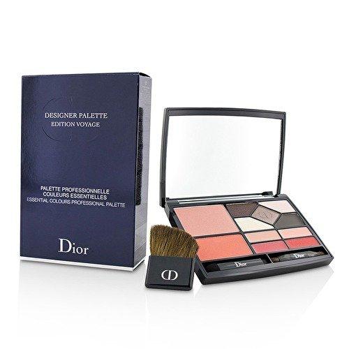 Makeup Dior Palette (Christian Dior Designer Palette Voyage Edition)