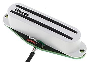 DiMarzio DP184W - Pastilla para guitarra eléctrica, color blanco: Amazon.es: Instrumentos musicales
