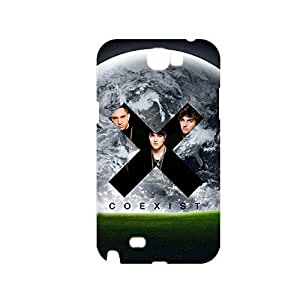 Design With The Xx Coexist For Galaxy Samsung Note2 Personalised Phone Cases For Girly Choose Design 1-3